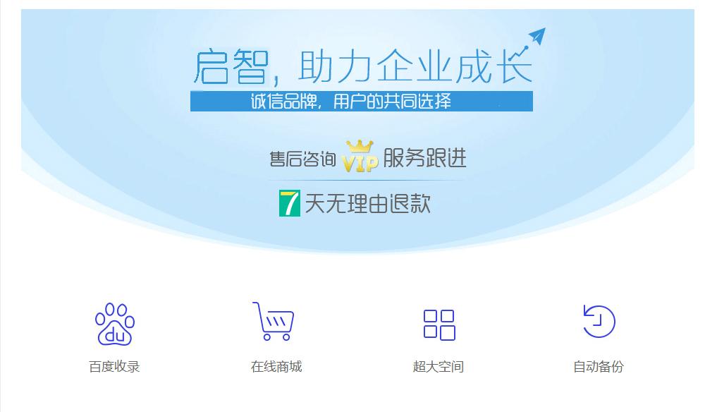 制作高端大气网站,专业设计团队,24小时服务_软件开发